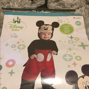 Other - COSTUME! Baby Mickey Mouse costume